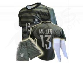 fotbalovy dres nemecko muler nove trenky stulpny