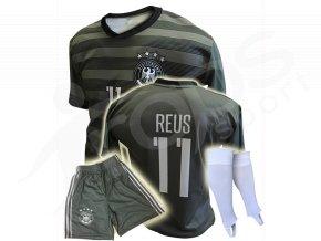 fotbalovy dres nemecko reus nove trenky stulpny