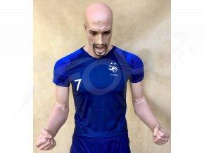 fotbalovy dres francie antoine griezmann