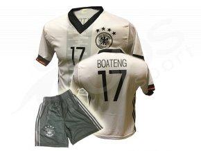 fotbalovy dres nemecko bily boateng trenky