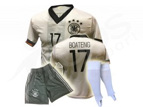 fotbalovy dres nemecko bily boateng trenky stulpny