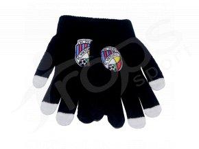 detske zimni rukavice fc viktoria plzen
