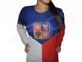 Český hokejový dres dámský TOP M
