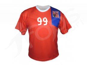 Fotbalový dres CZECH TOP M
