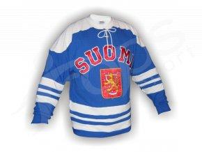 Hokejový dres RETRO FINSKO