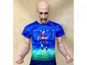 fotbalovy dres lionel messi