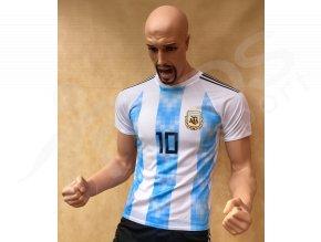 Fotbalový dres Argentina Lionel Messi