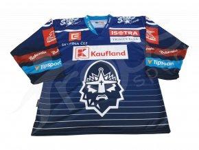 hokejovy dres rytiri kladno modry