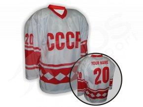 Hokejový dres RETRO CCCP - SUBLI
