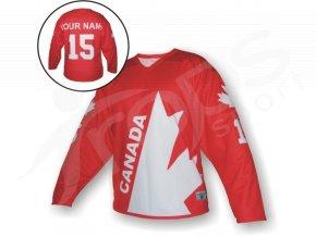 Hokejový dres Retro Kanada