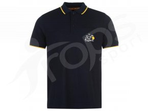 polo tricko tour de france modre