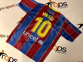 fotbalovy dres fc barcelona lionel messi