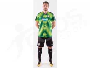 fotbalovy dres puma fc viktoria plzen 17 18 zeleny