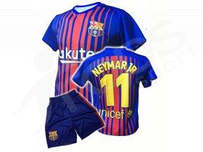 fotbalovy komplet fc barcelona neymar 17 18