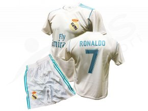 fotbalovy komplet real madrid cristiano ronaldo 17 18