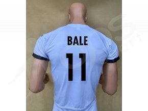 fotbalovy dres real madrid gareth bale