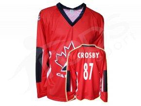 hokejovy dres kanada sidney crosby