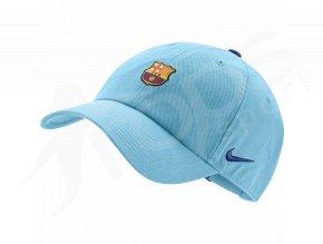 ksiltovka nike fc barcelona svetle modra