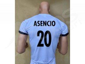 fotbalovy dres real madrid marco asensio