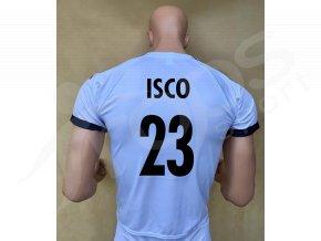 fotbalovy dres real madrid isco