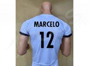fotbalovy dres real marcelo vieira