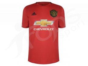 fotbalovy dres adidas manchester united domaci