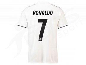 fotbalovy dres adidas ronaldo real madrid domaci