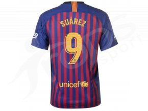 fotbalovy dres nike suarez fc barcelona domaci