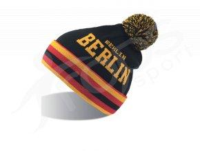 zimni cepice berlin