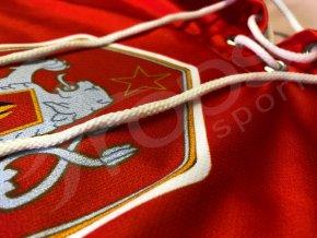 fotbalovy dres cssr cerveny