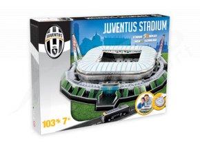 puzzle 3d stadion alianz stadium juventus turin