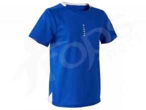 fotbalovy dres kipsta modry