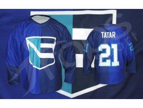 hokejovy dres team europe modry