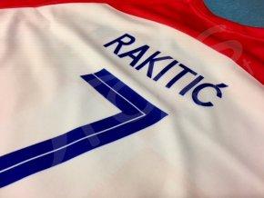 fotbalovy dres chorvatsko ivan rakitic