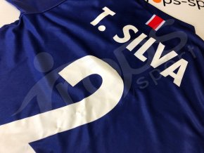 fotbalovy dres psg thiago silva