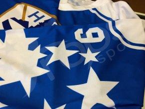 hokejovy dres stars
