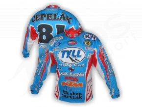 Motokrosový dres ETAPA
