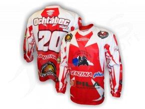 Motokrosový dres QAMA