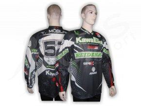 Motokrosový dres KAWA
