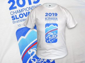 hokejove tricko slovakia ms 2019 bile