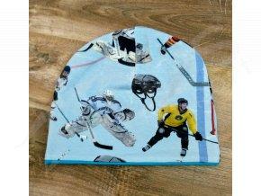 detska hokejova cepice