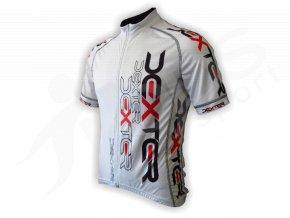 Cyklistický dres IMAGE - bílý