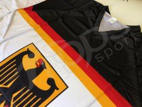 hokejovy dres nemecko bily