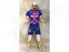Fotbalový komplet FC Barcelona Antoine Griezmann + stulpny