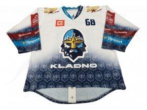 hokejovy dres rytiri kladno match bily