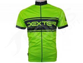 cyklisticky dres neon