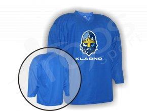Hokejový dres tréninkový RYTÍŘI KLADNO - modrý