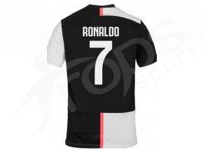 fotbalovy dres adidas ronaldo juventus turin domaci