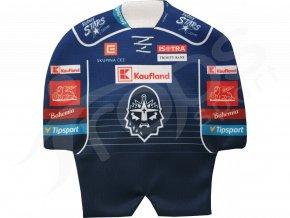 hokejovy mini dres rytiri kladno modry