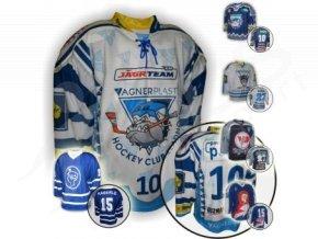 Hokejový dres KLADNO - sezona 1994 až 2010